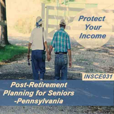 Pennsylvania - Post-Retirement Planning for Seniors (INSCE031)